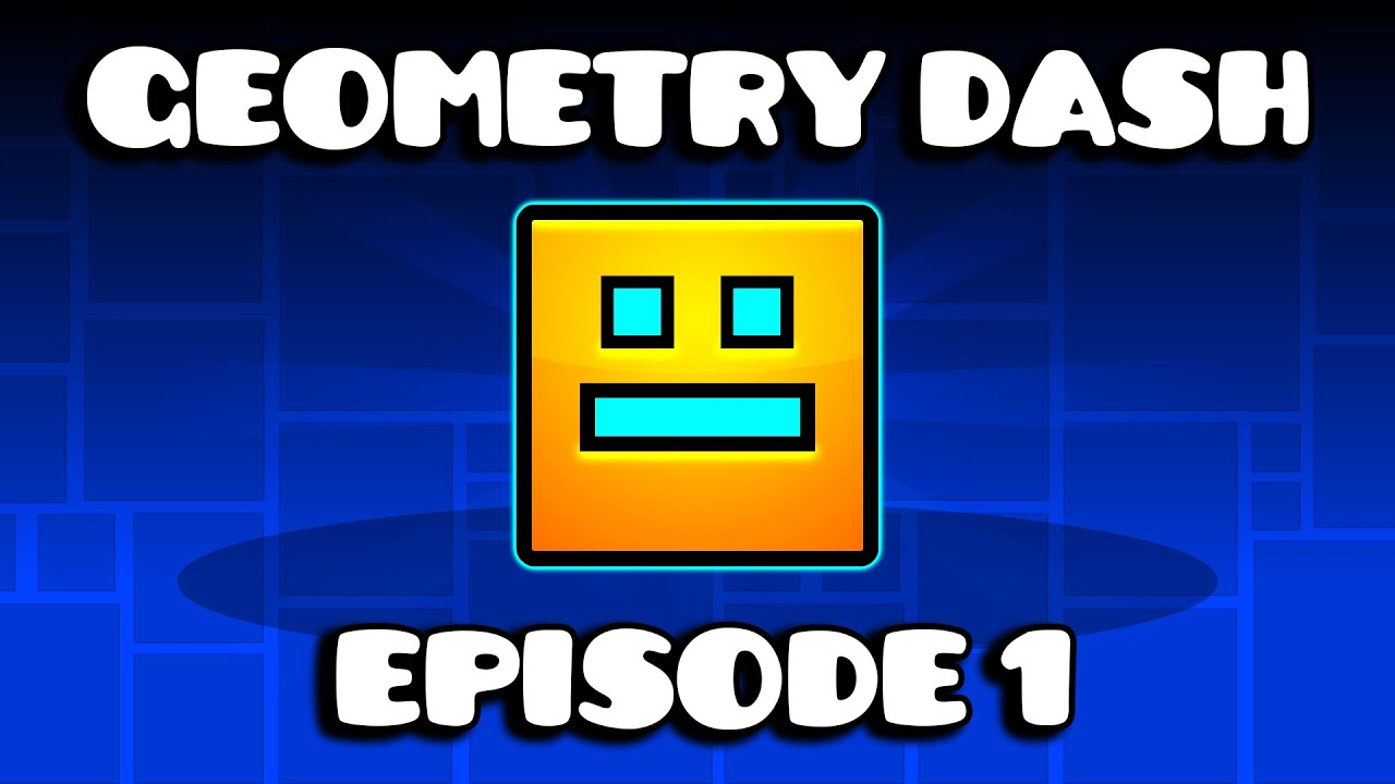 Geometry dash pc gameplay episode 1 stereo madness youtube