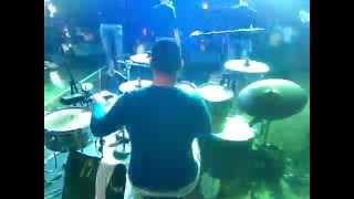 Danny Guerrero - Pop de Cumbias & Lanch Tonova con Skandalo (Drum Cam)