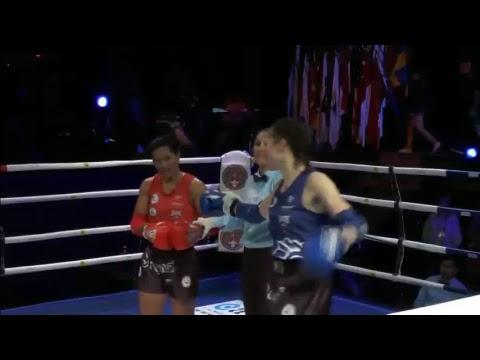 World Muaythai Championship 2018 RING A _ DAY 2