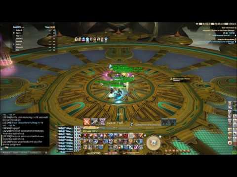FFXIV: A12S Animal House of Balmung (MCH PoV)
