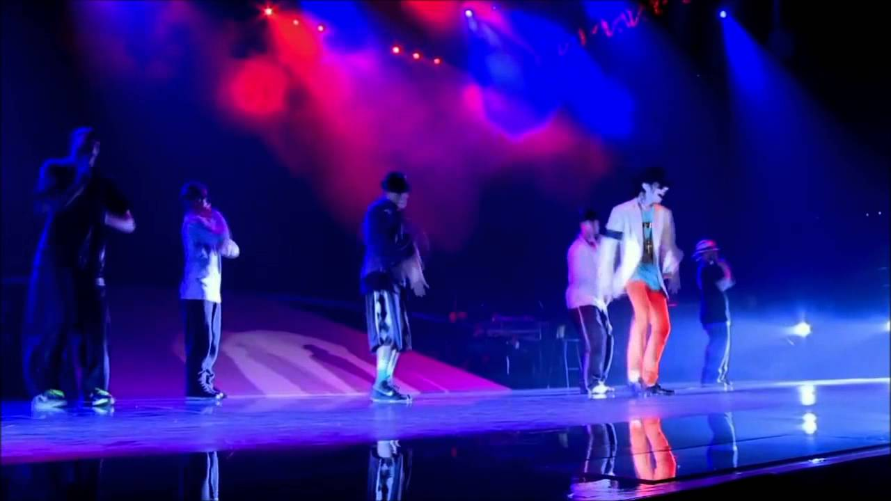 Download Michael Jackson THIS IS IT Smooth Criminal rehearsal HD