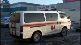 Газ вспыхнул на кухне в многоэтажном доме в Хабаровске.MestoproTV(В Южном микрорайоне расчетам тридцатой пожарной части удалось оперативно локализовать опасное возгорание..., 2015-03-19T09:29:11.000Z)