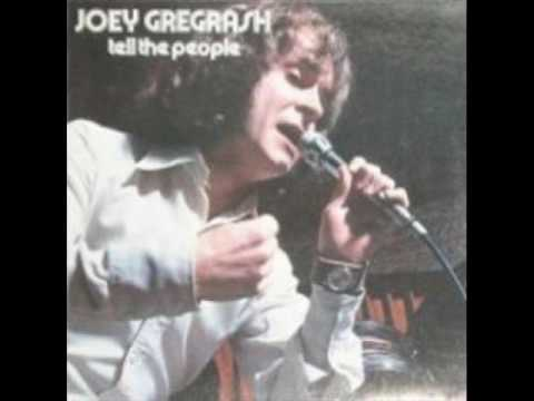 Joey Gregorash [CAN 1972] The Time Is Right