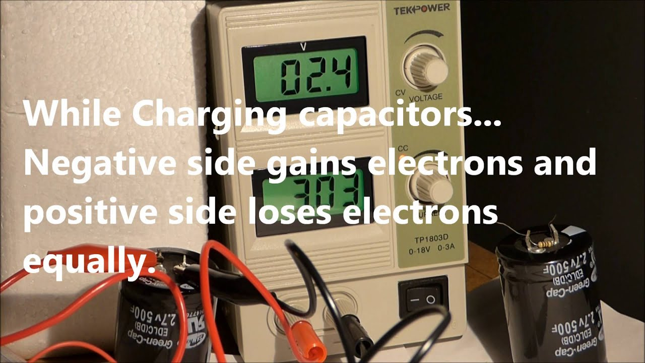 Supercapacitor Charger Electronic Project Using Ltc3226