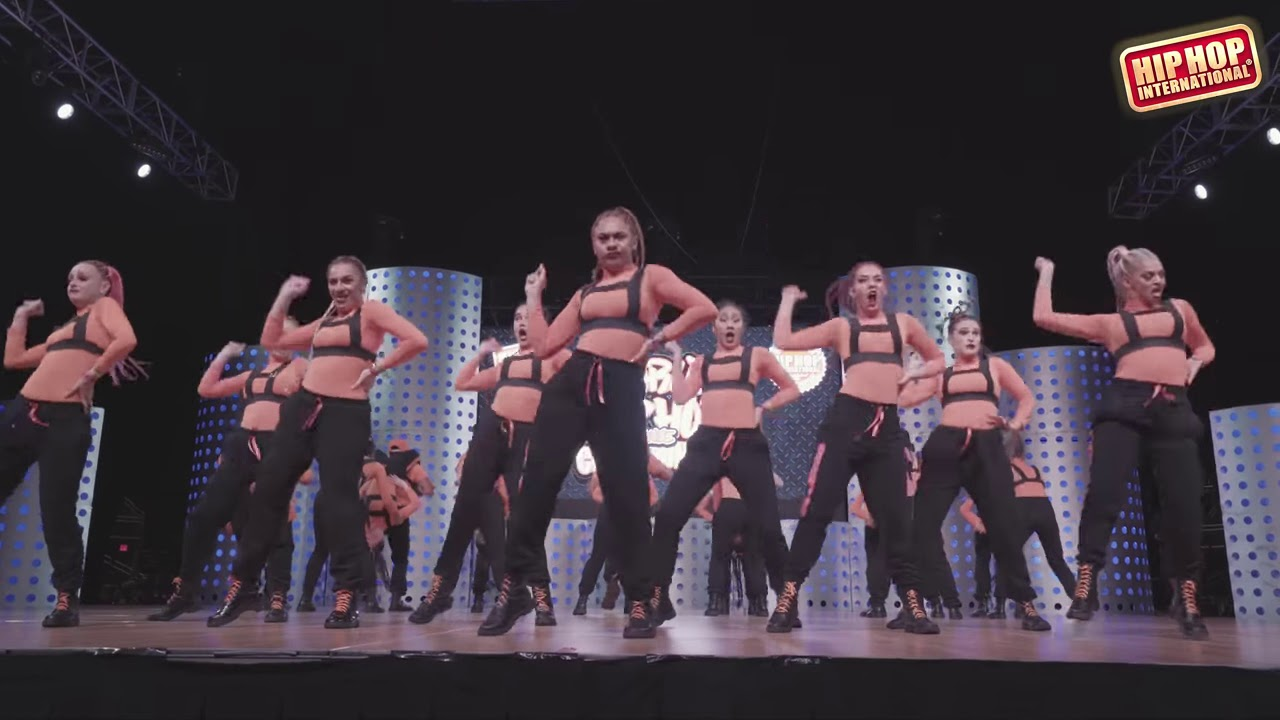 THE ROYAL FAMILY DANCE CREW | HHI 2019 ( New Zealand) ( MEGACREW) FINALS
