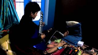 Are ruk ja re bande lead guitar solo (Indian ocean)