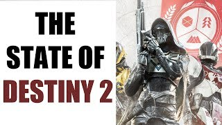 The State of Destiny 2: The Fall of Bungie