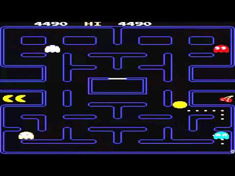 ARCADE HACK OTHER SOUND PAC MAN PACMAN HACK BOOTLEG ON WORLD CUP 90 HARDWARE By Macro In 199x