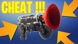 THE NEW GRAPPLIS IS FAR TOO CHEATE!!! (FORTNITE BATTLE ROYALE GAMEPLAY)