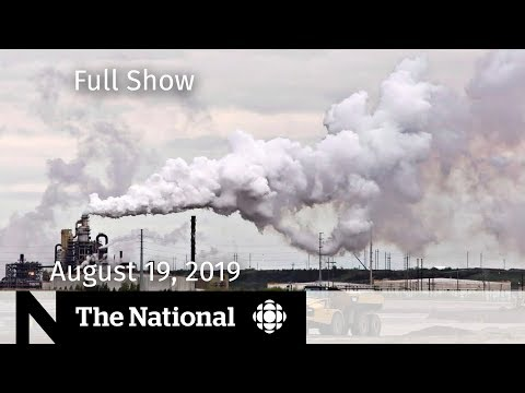 The National for Monday, August 19, 2019 — Vaping Investigation, Airbnb Nightmare