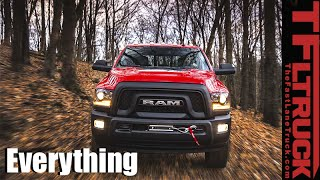 2017 ram power wagon everything you ever wanted to know