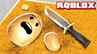 POTATO SIMULATOR! - Roblox Adventures