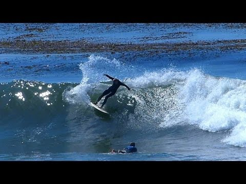 Santa Cruz Waves Presents: A Sunny Afternoon at Pleasure Point