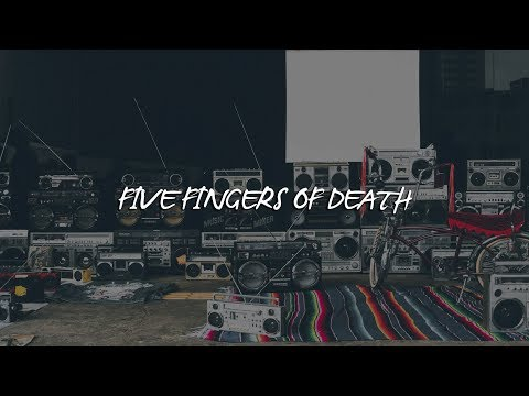 Five Fingers of Death Instrumental (Prod. By Syndrome) [NEW 2018]
