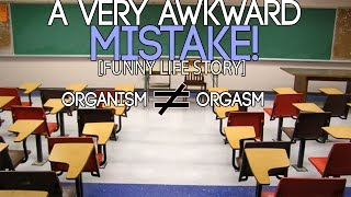 A Very Awkward Mistake! (Funny Life Story!)