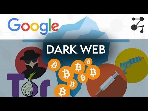 How Bitcoin Fuels The Dark Web   Blockchain Central