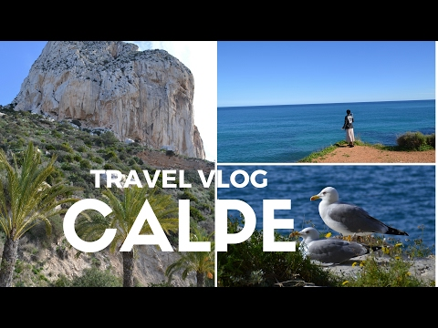TRAVEL VLOG SPAIN//DAY 4// VISITING CALPE//SNAKE ATTACK//VLOG PÅ DANSK