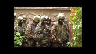 Спецназ ФСИН (Russian prison special forces)