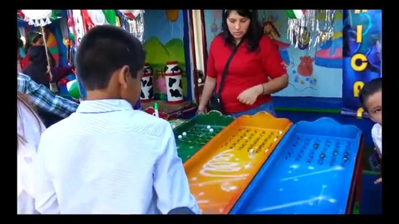 Juegos De Feria Las Canicas Rentalos Para Tu Kermessse Fiestas