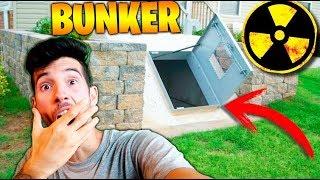 ME HE COMPRADO UN BUNKER APOCALÍPTICO ANTI BOMBAS NUCLEARES !! thumbnail