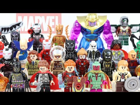 Avengers Infinity War Guardians of the Galaxy Iron Man Docto