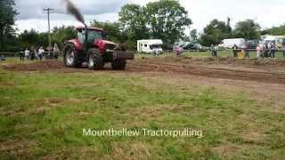 Irish Tractor Pulling