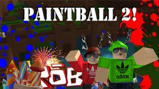 Roblox Summer Games - Paintball 2 w/ Mio!