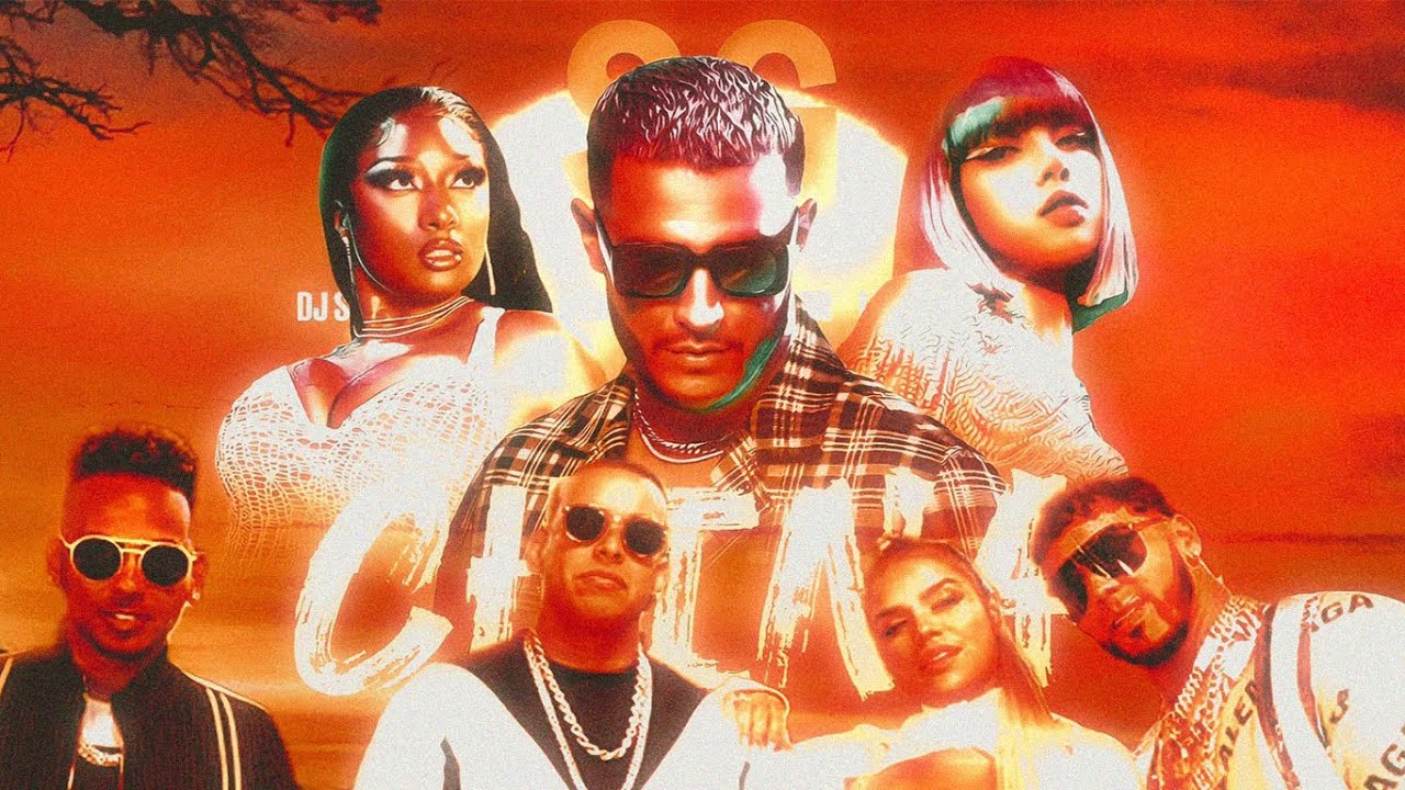 SG x China Mashup DJ Snake Ozuna Megan  LISA ft Anuel AA Daddy Yankee Karol G u0026 J Balvin