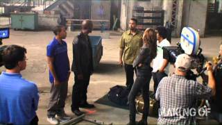 On-Set Footage, 'Fast Five'