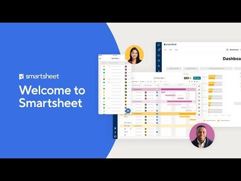 Welcome to Smartsheet