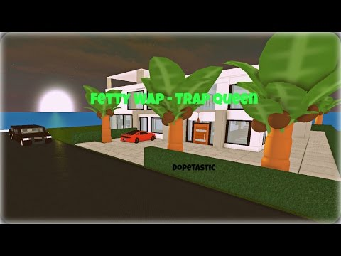 Fetty Wap-Trap Queen [ROBLOX MUSIC VIDEO]