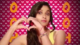Muzaffarpur Girl Aastha Gupta On Baby Lips Kiss Song with Aaliya Bhatt