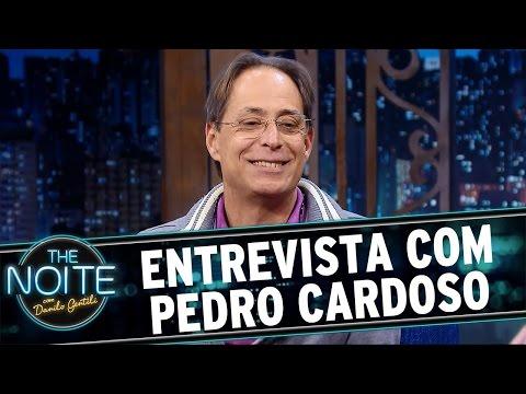 The Noite 160616  Entrevista com Pedro Cardoso