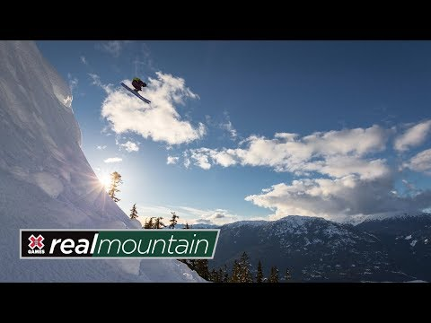Whistler Blackcomb | X Games Real Mountain 2017