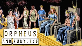 The Story of Orpheus and Eurydice: A love beyond life - Greek Mythology in Comics - See U in History