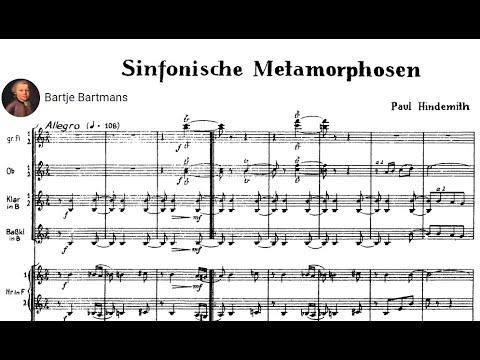 Paul Hindemith - Symphonic Metamorphosis (1943)