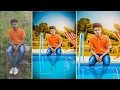 Photo manipulation tutorial | photoshop photo editing