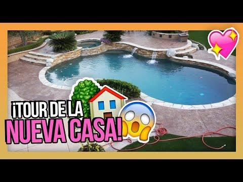 TOUR DE LA NUEVA CASA (VACÍA) - Jackie Hernández