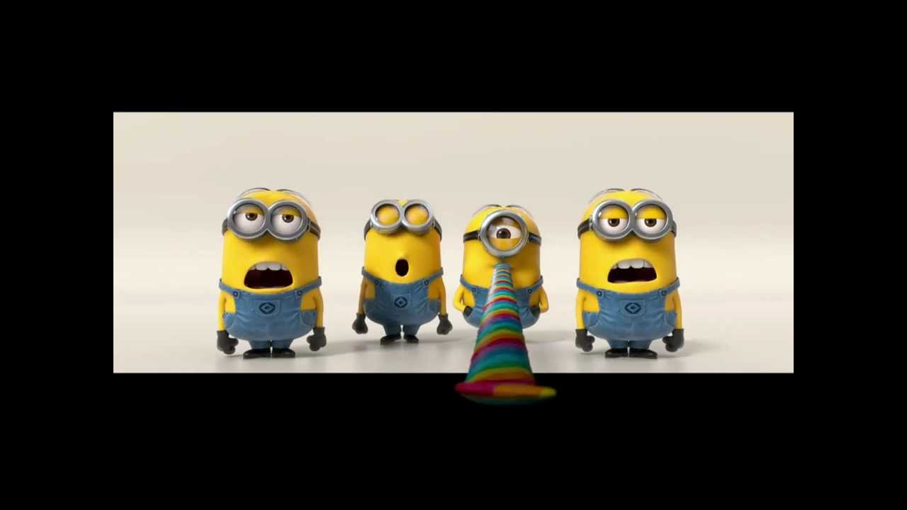Despicable Me Minions Singing 10 Min Youtube