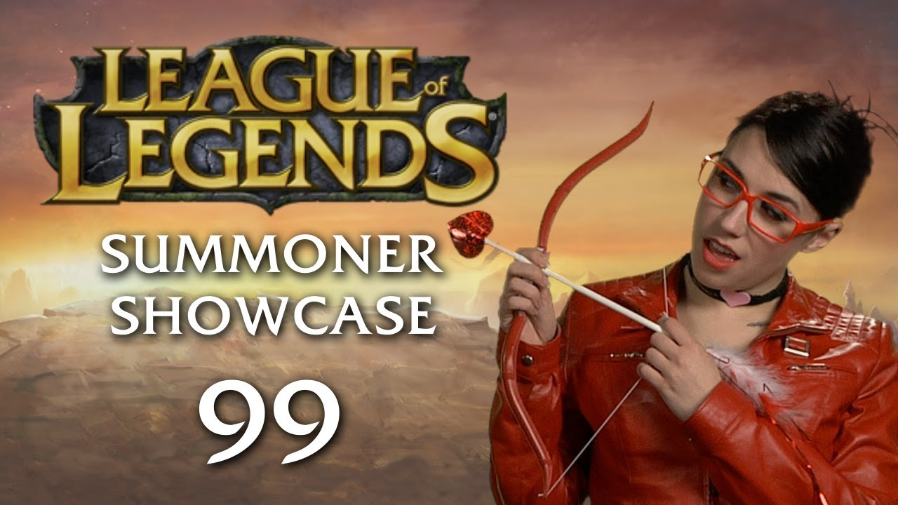 Manmo, cupcakes and pillows - Summoner Showcase 99