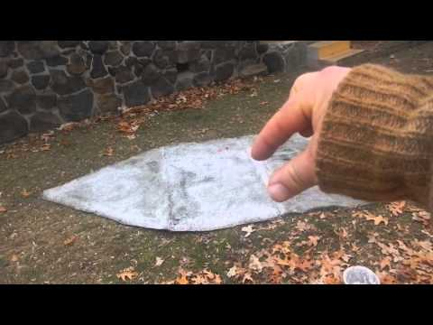 EWLS - Shelter - Waterproofing Canvas With Wax