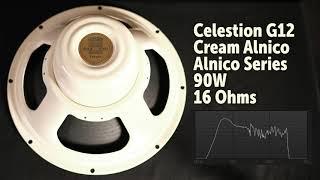 Celestion Alnico Cream vs 21 speakers