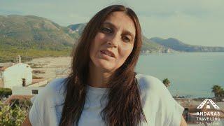 """Francesca Schianchi - """"Viaggiare con il cinema -  ANDARAS 2020"""