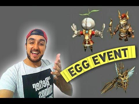 EGG EVENT (PETS/EVENTO DE PASCOA) MUONLINE