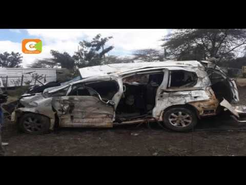 12 killed in separate road accidents