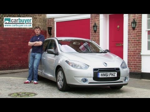 Renault Fluence review - CarBuyer