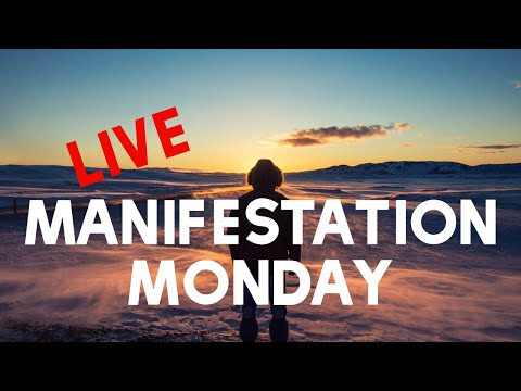 Attracting Cash & a Dream Job! LIVE manifestation Monday | Leeor Alexandra