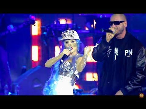 Loredana - Ridica-ma la cer feat. Daddy Caddy/BUG Mafia   LIVE in concertul MAGIC 2013