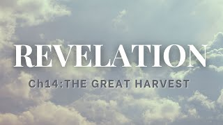 Revelation 14 The Great Harvest 16th May 2021