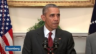 Obama: Homeland Security Working to Protect Us